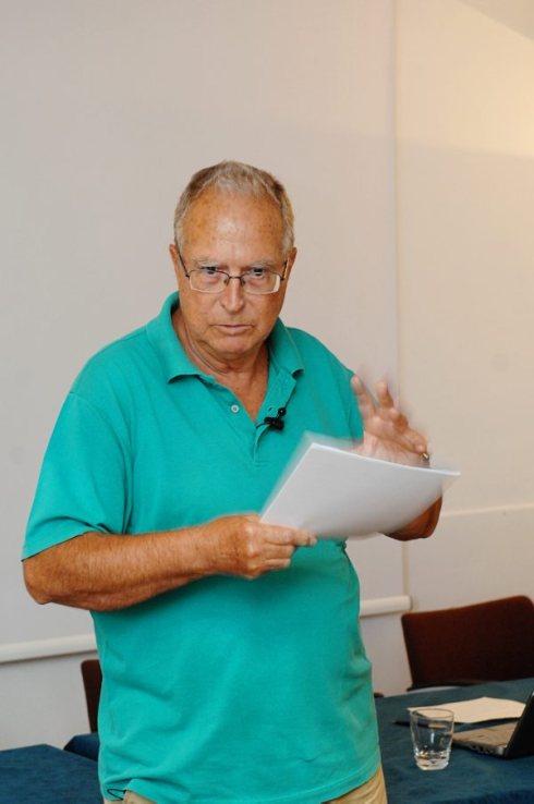 Alberto Castagnola a Pesariis - 14 settembe 2011